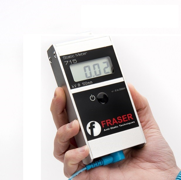 FRASER715静电电压表