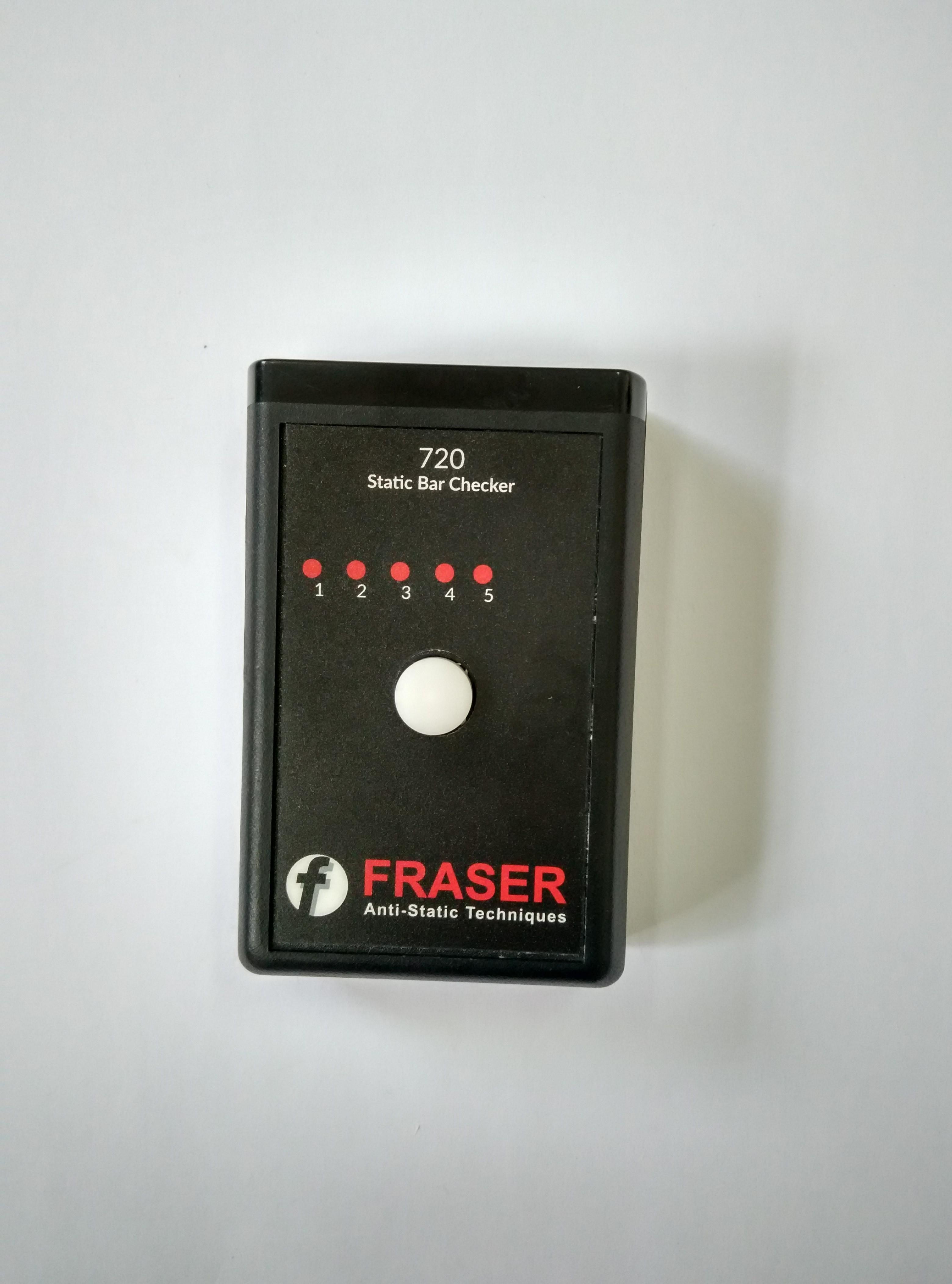 FRASER720离子棒检测器