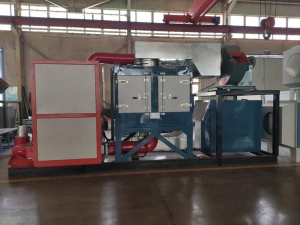 贵州工业喷漆房废气处理设备厂家 乐途环保 安全稳定