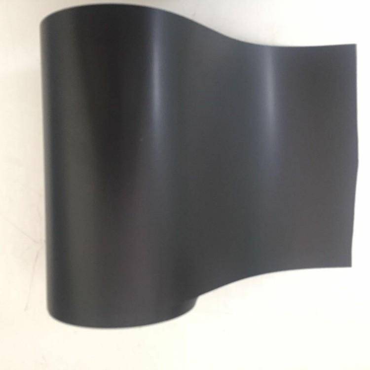 哑黑色PET网格单面胶亮黑色PET网格单面胶手机遮光