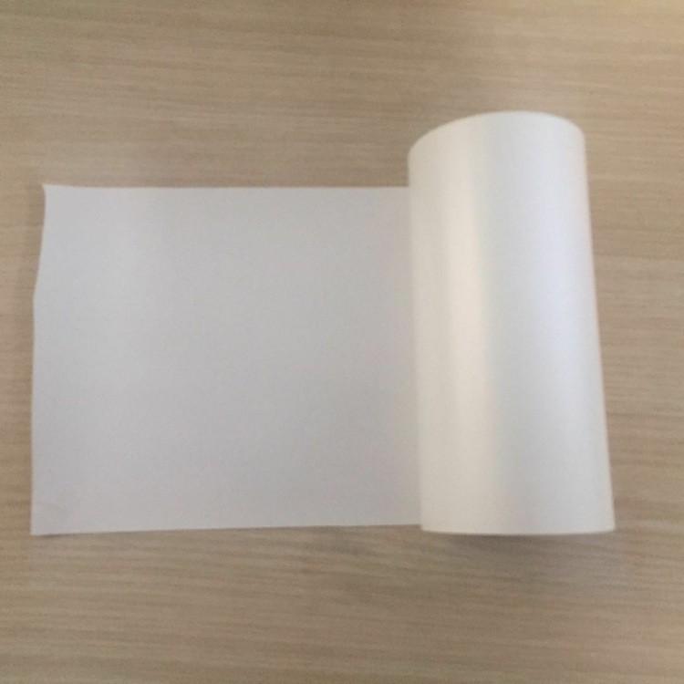 白色透明黑色PET原膜单面哑黑防静电电晕PET等防静电绝缘