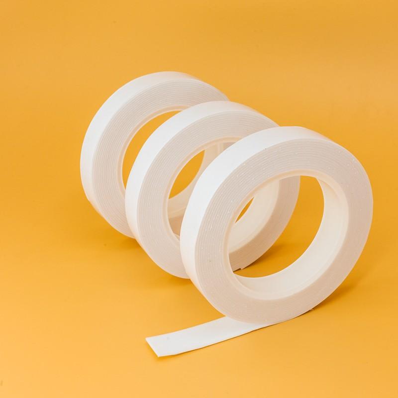 VD571富印0.25mm白色压克力胶带