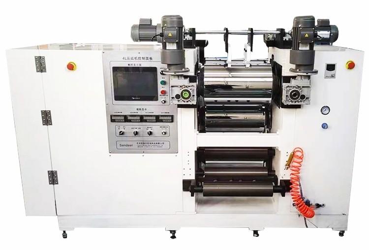 导热硅胶压延机 导热垫片压延机 相变导热垫辊压机 导热矽胶片压延机