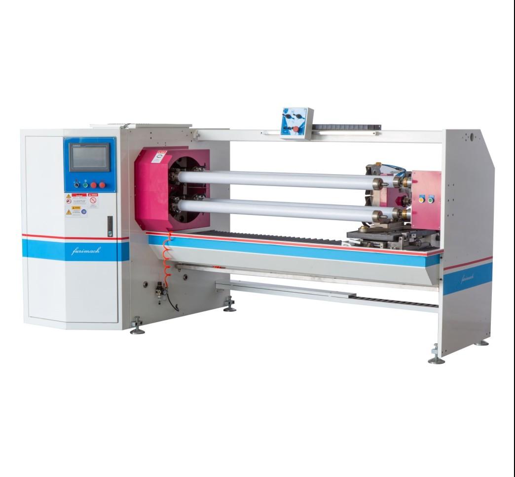 光学膜分切机 保护膜分切机 泡棉分切机 4轴2刀切卷机