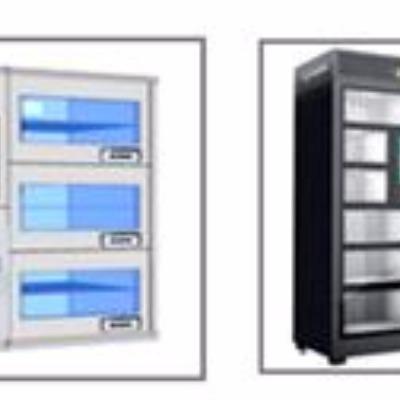 智能柜透明屏蔽膜