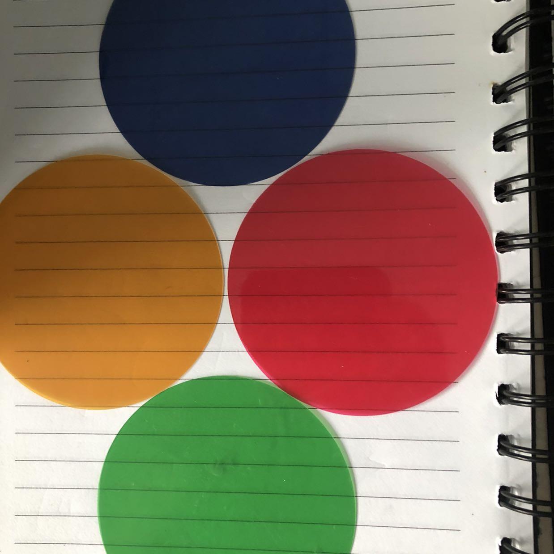 彩色pc滤光片