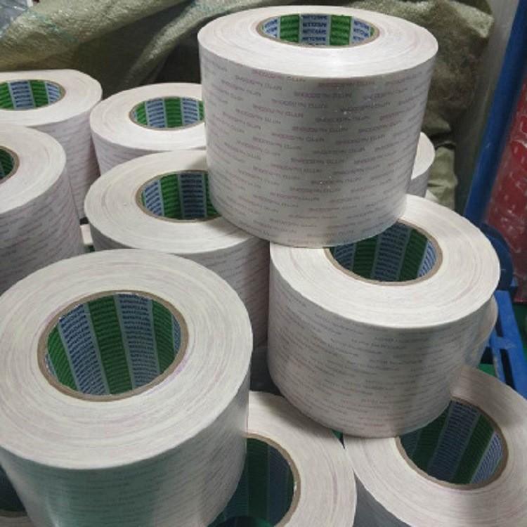 日东500双面胶,双面胶供应商。绵纸双面胶适用于手机等电子产品