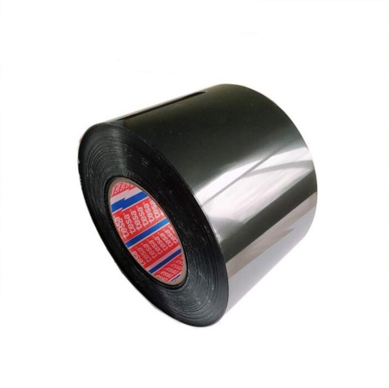 德莎tesa67320亚光黑色单面胶带超薄聚酰亚胺薄膜基材德莎67320