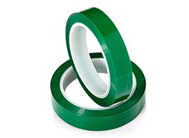草绿色锂电池终止胶带