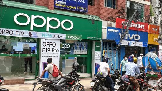 中国手机猛进,孟加拉会是下一个手机品牌厮杀战场吗?
